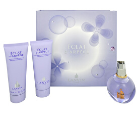Eclat D`Arpege - EDP 100 ml + sprchový gel 100 ml + tělové mléko 100 ml