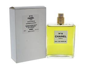 No. 19 Eau de Parfum - EDP TESTER