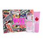 Wood For Her - EDT 100 ml + 150 ml gel de duș+ EDT 10 ml