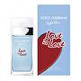 Light Blue Love Is Love Pour Femme - EDT