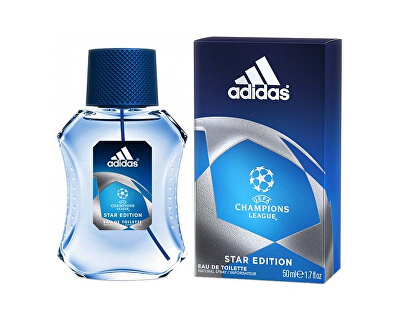 Adidas Champions League Star Edition - EDT