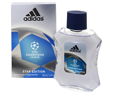 Adidas Champions League Star Edition - after shave