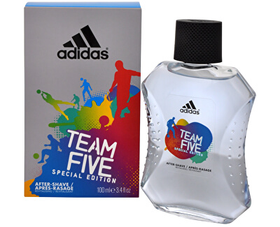 Team Five - after shave