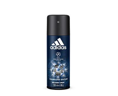 UEFA Champions League Edition - dezodor spray