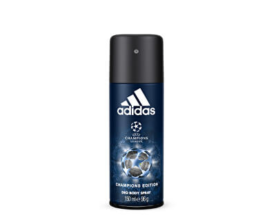 Adidas UEFA IV Champions - deodorant ve spreji