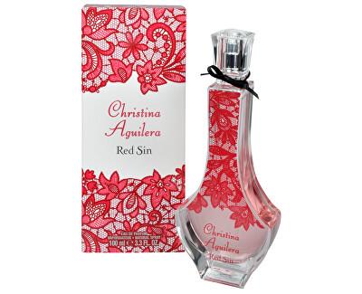 Christina Aguilera Red Sin - EDP