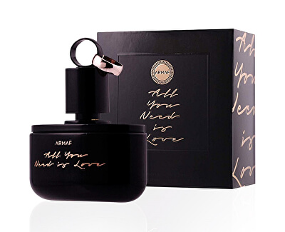 All You Need Is Love Woman - EDP