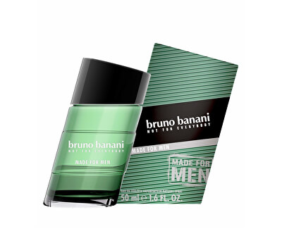 Bruno Banani Made For Men - EDT<br /><strong>Došlo k přebalu produktu.</strong>