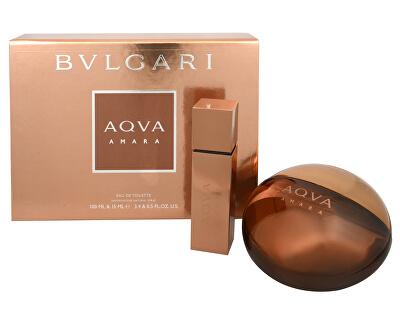 Bvlgari Aqva Amara Pour Homme - EDT 100 ml + 15 ml EDT