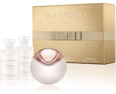 Aqva Divina - EDT 40 ml + tělové mléko 40 ml + sprchový gel 40 ml