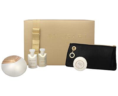 Aqva Divina - EDT 65 ml + loțiune de corp 40 ml+ gel de duș 40 ml+ săpun 50g + pungă cosmetică