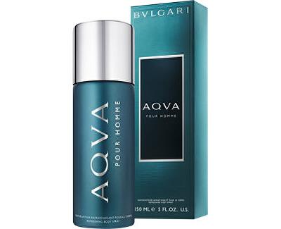 Bvlgari Aqva Pour Homme - osvěžující tělový sprej