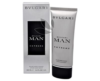 Bvlgari Man Extreme - balzám po holení - SLEVA - poškozená krabička