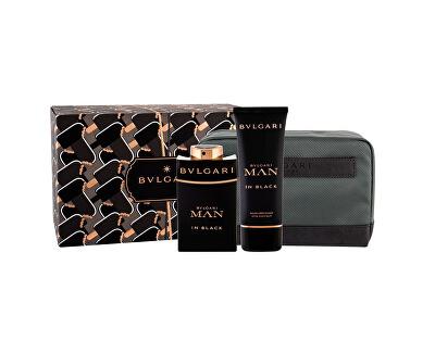Man In Black - EDP 100 ml + balzám po holení 100 ml + kosmetická taštička