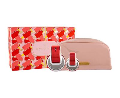 Omnia Coral - EDT 65 ml + EDT 15 ml + kosmetická taštička