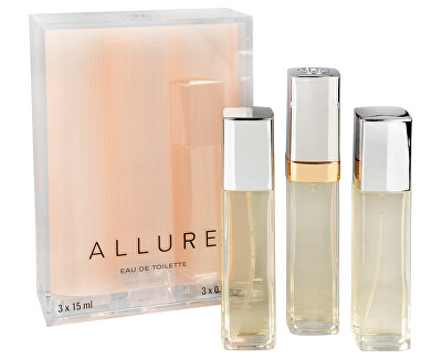 Allure - EDT (3 x 15 ml)