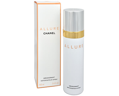 Chanel Allure - deodorant ve spreji