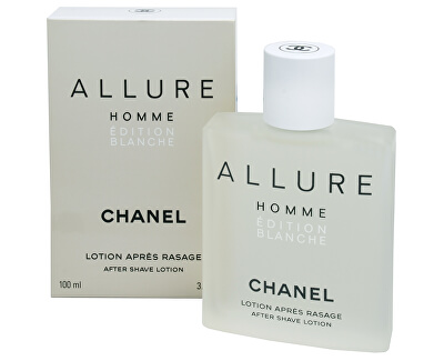 Allure Homme Édition Blanche - after shave