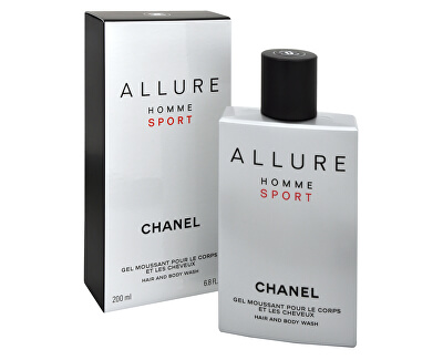 Allure Homme Sport - sprchový gel