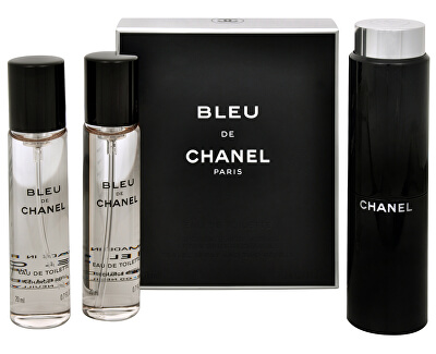 Bleu De Chanel - EDT (3 x 20 ml)