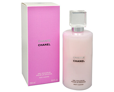 Chanel Chance - sprchový gél