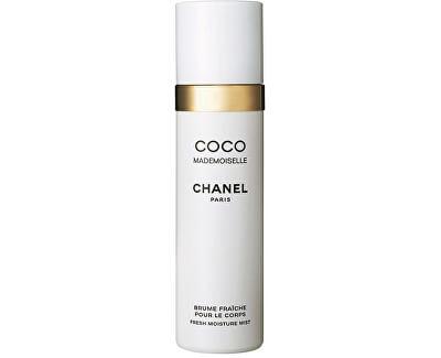 Coco Mademoiselle - tělový sprej