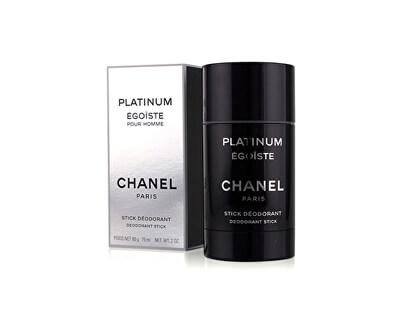 Chanel Égoiste Platinum -  tuhý deodorant