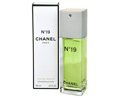 Chanel No. 19 - EDT
