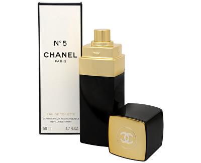 Chanel No. 5 - EDT (plnitelná)