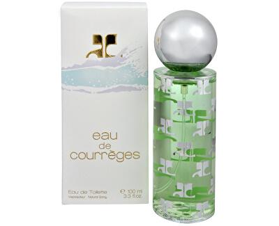 Eau De Courrèges - toaletní voda s rozprašovačem