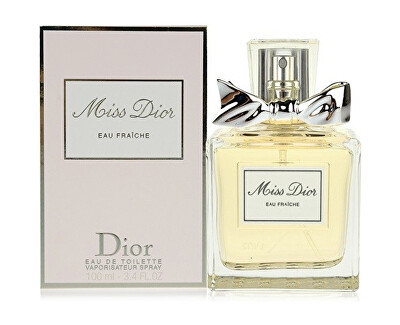 Miss Dior Eau Fraiche - toaletní voda s rozprašovačem