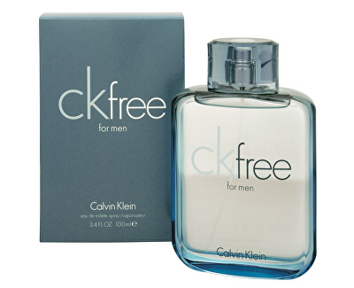 Calvin Klein CK Free For Men - EDT