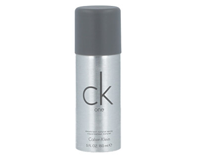 CK One - deodorant ve spreji