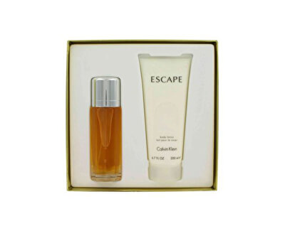 Escape - EDP 100 ml + telové mlieko 200 ml