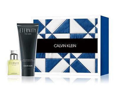 Eternity For Men - EDT 30 ml + sprchový gel 100 ml