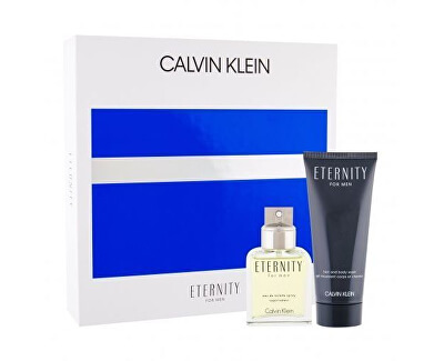 Eternity For Men - EDT 50 ml + sprchový gel 100 ml