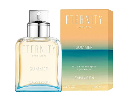 Eternity For Men Summer 2019 - EDT