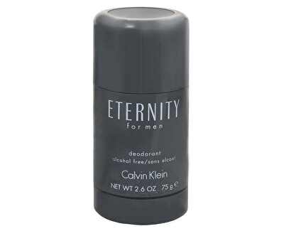 Eternity For Men - tuhý deodorant