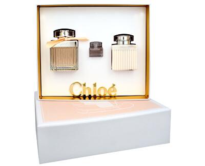 Chloé Fleur de Parfum - EDP 75 ml + tělové mléko 100 ml + EDP 5 ml