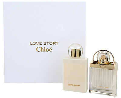 Love Story - EDP 50 ml + lozione corpo 100 ml