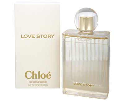 Chloé Love Story - sprchový gel