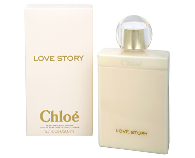 Love Story - tělové mléko