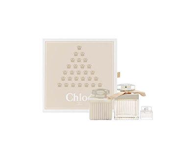 Fleur de Parfum - EDP 75 ml + tělové mléko 100 ml + EDP 5 ml