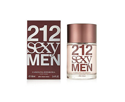 212 Sexy For Men - voda po holení