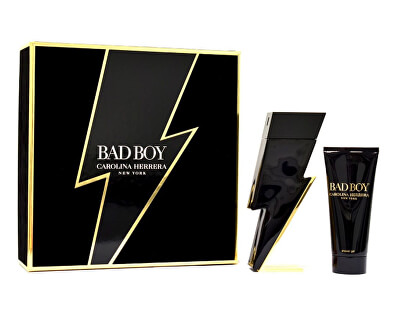 Bad Boy - EDT 100 ml + sprchový gel 100 ml