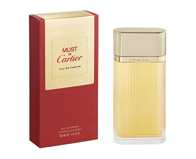 Cartier Must de Cartier Gold - EDP