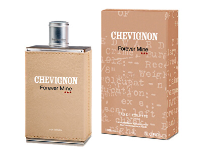 Chevignon Forever Mine For Women - EDT