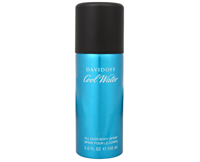 Cool Water Man - tuhý deodorant