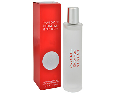 Davidoff Champion Energy - After Shave