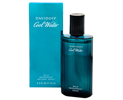 Davidoff Cool Water Man - deodorant ve spreji